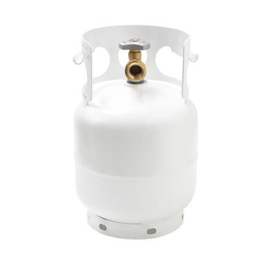 5 lbs. Empty Propane Cylinder with Overfill Protection Device