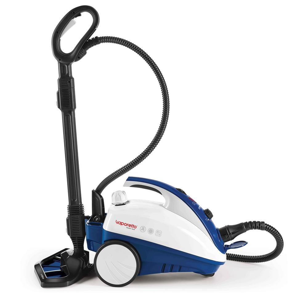 Polti Vaporetto Smart Mop Steam Cleaner With High Pressure Boiler, Whites