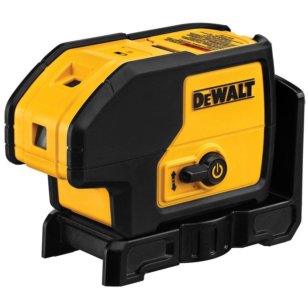DEWALT 3-Beam Laser Pointer Level