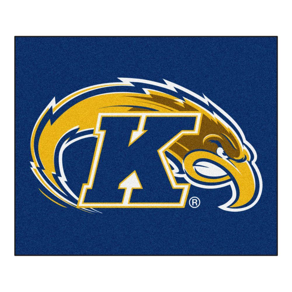 NCAA Kent State University Blue 5 ft. x 6 ft. Area