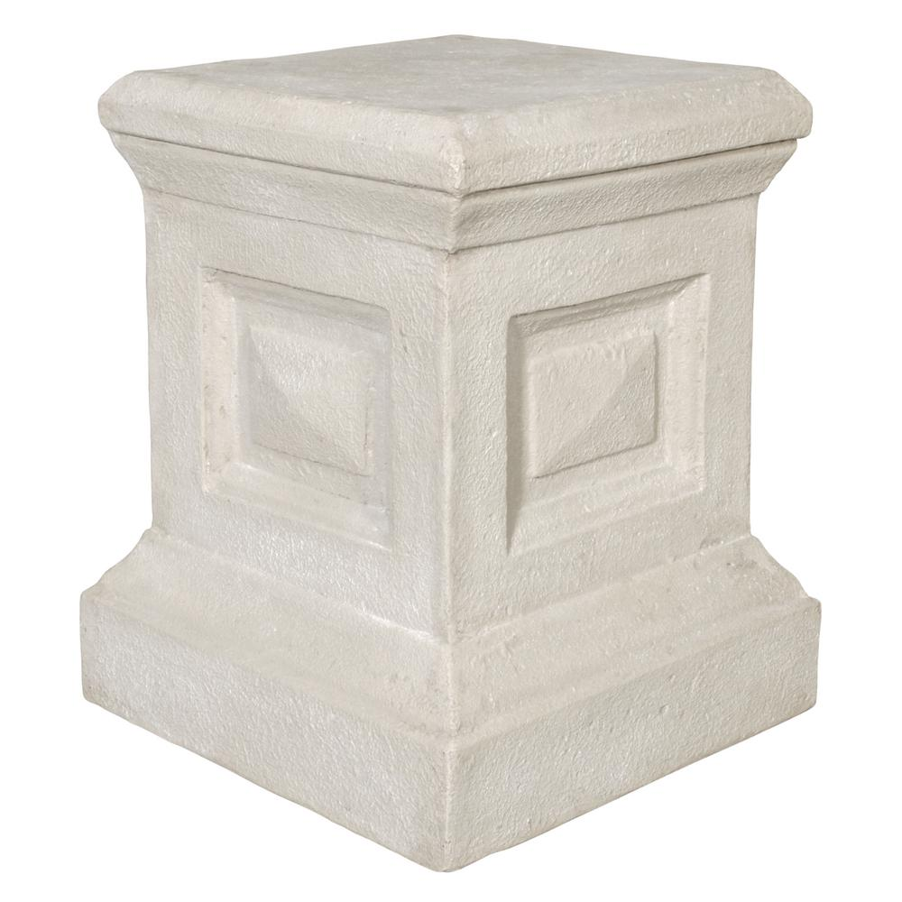 Design Toscano 28 In H Garden English Grand Plinth Ne140502 The