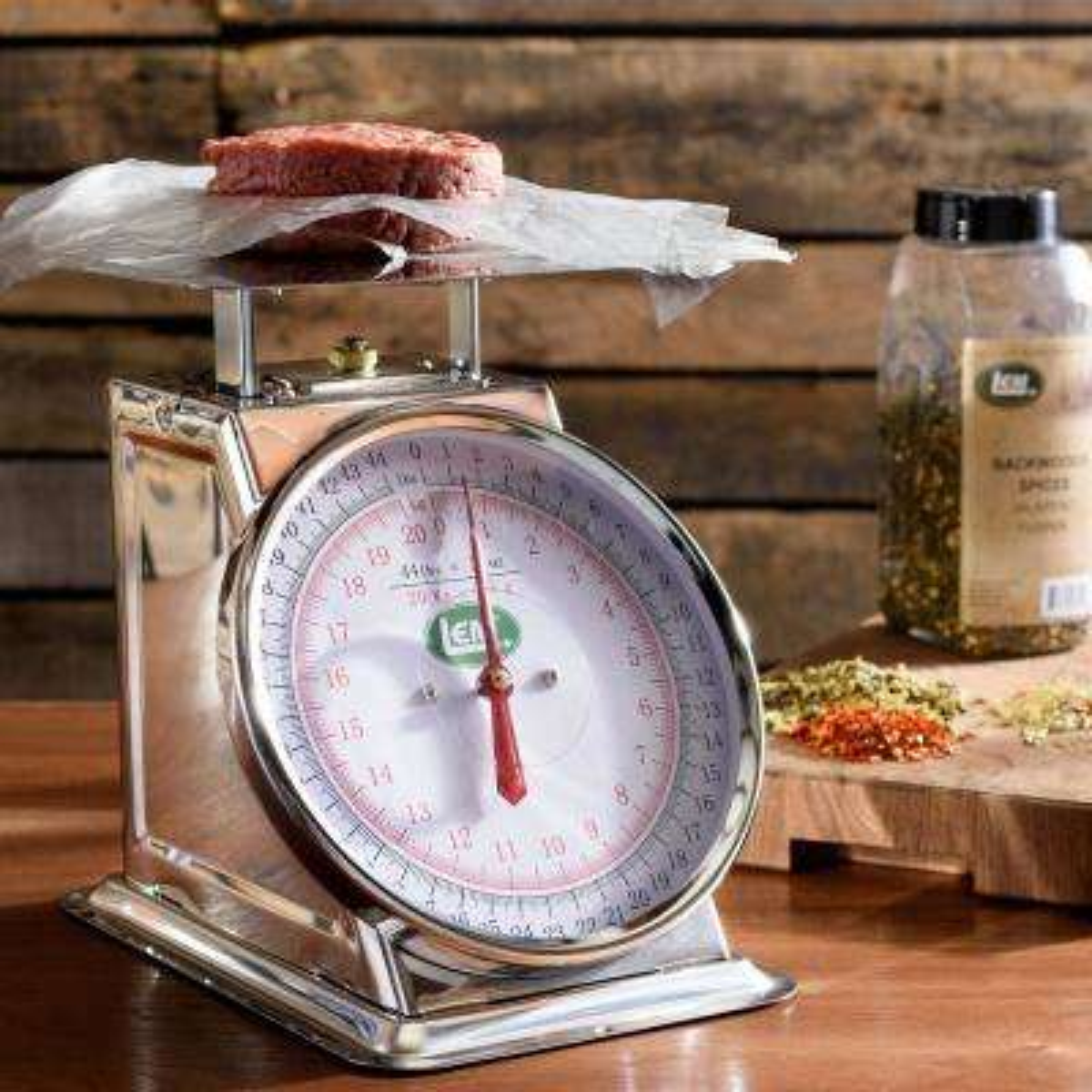 Analog Food Scale