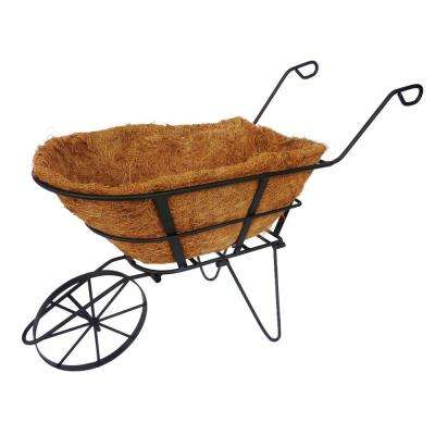 21.5 in. Wheelbarrow Planter