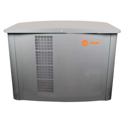 20,000-Watt 3-Phase LPG/NG Liquid Cooled Whole House Standby Generator with 200 Amp Automatic Transfer Switch