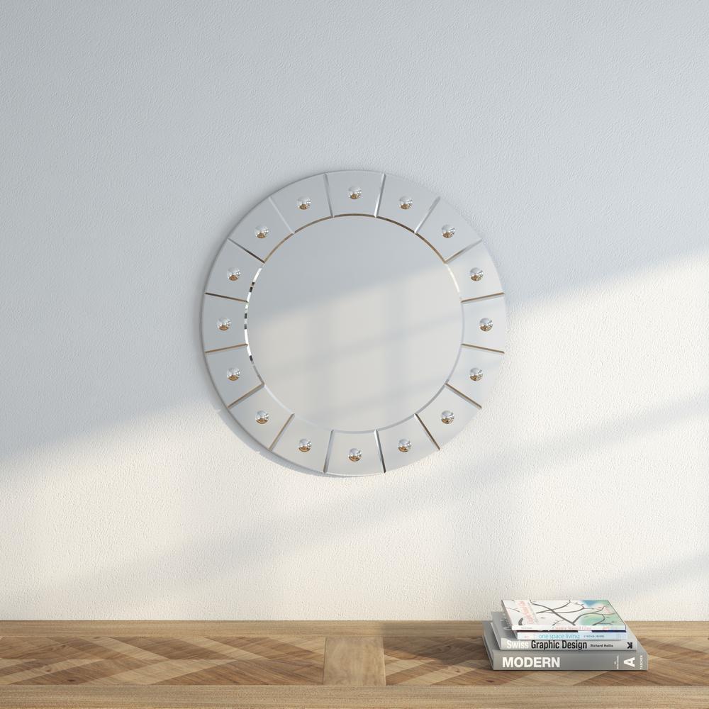 Bonneville 24 in. x 24 in. Mirror