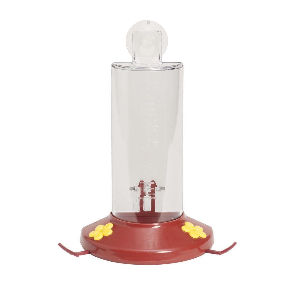 Perky-Pet 8 oz. Window Mount Hummingbird Feeder