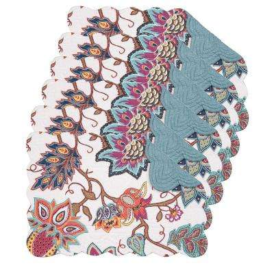 Aurora Aqua Placemat (Set of 6)