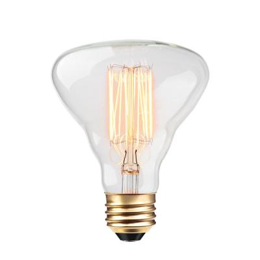 40W Clear Designer Vintage Edison Labo Incandescent Light Bulb