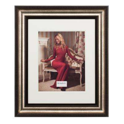 11 in. x 14 in. Bronze Picture Frame