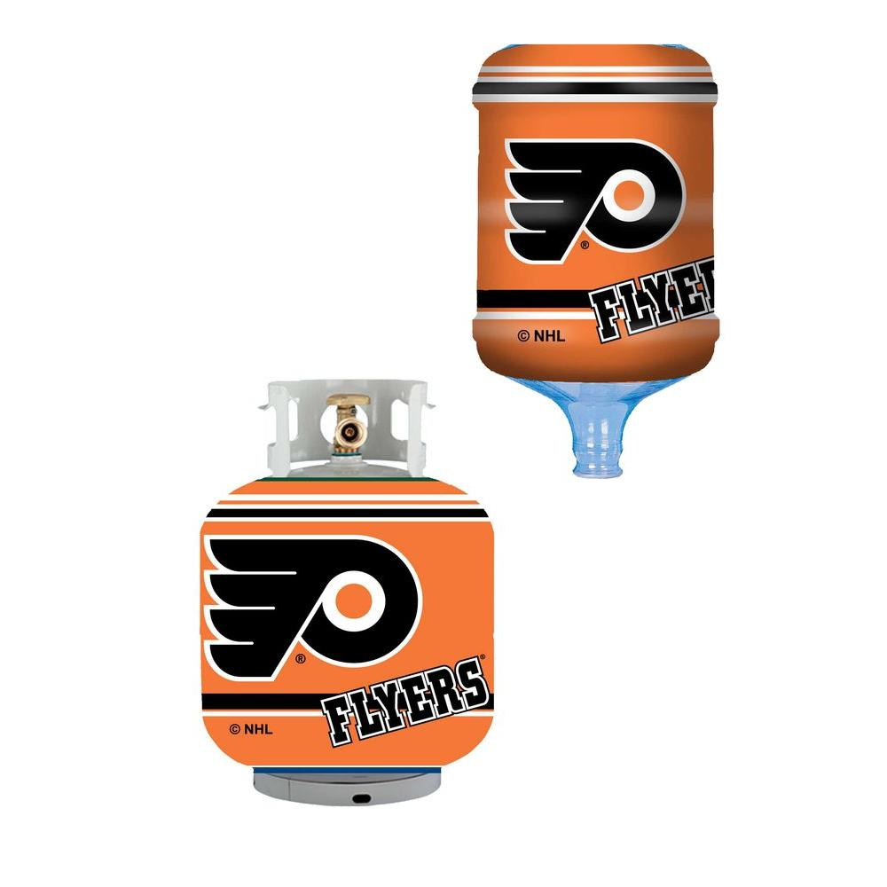 Philadelphia Flyers Propane Tank Cover/5 Gal. Water Cooler Cover