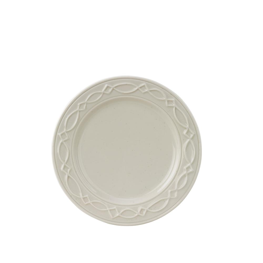 Levingston Cream Salad Plate (Set of 4)