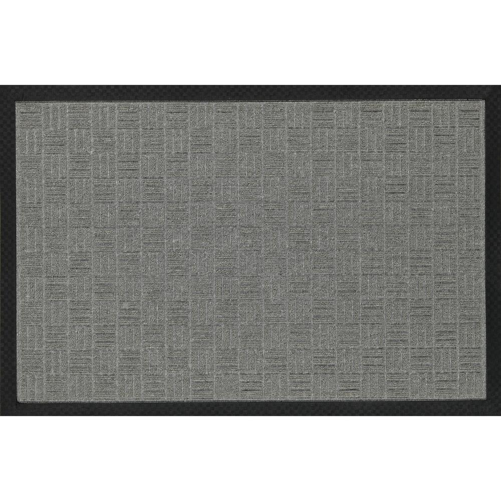 Ottomanson Silver 24 In X 36 In Loop Carpet Natural