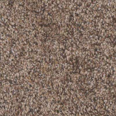 Carpet Sample - Archipelago II - Color Time Out Twist 8 in. x 8 in.