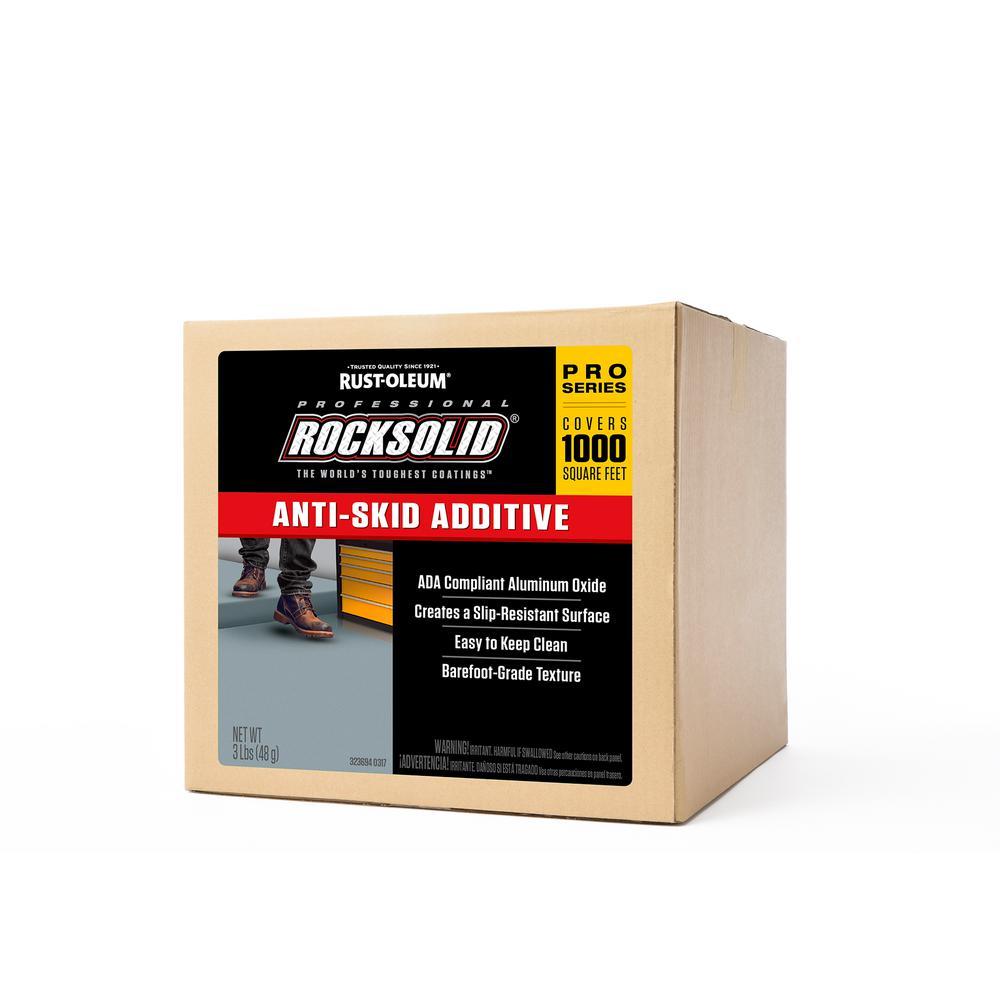 Rust-Oleum RockSolid 3 lbs  Anti-Skid Additive
