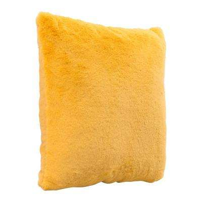 Palmer Yellow Decorative Pillow