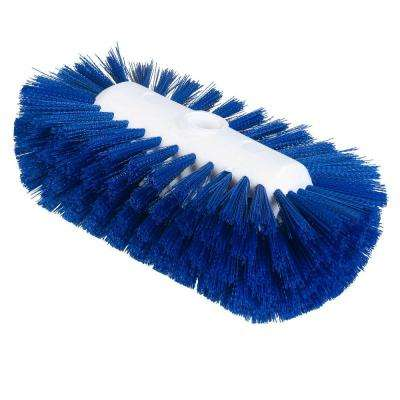 5.5 in. x 9.0 in. Blue Tank and Kettle Brush (Case of 12)