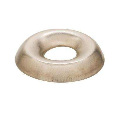 #10 Stainless Steel Finishing Washer (25-Pieces)
