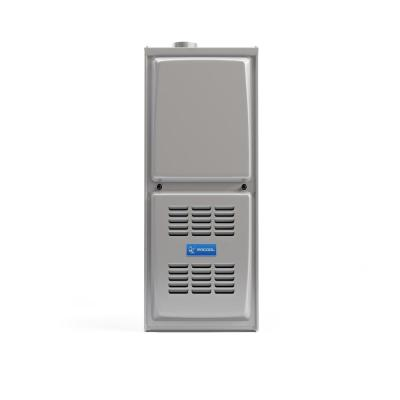 135,000 BTU 80% AFUE Upflow/Horizontal Multi-Speed Gas Furnace with 24.5 in. Cabinet