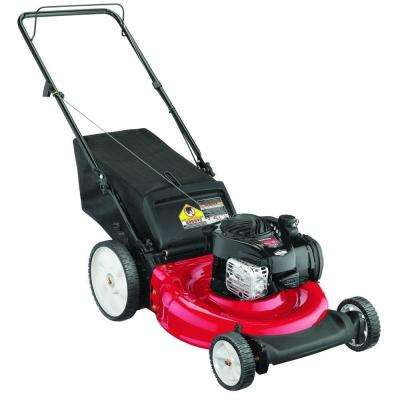 Refurbished 21 in. 140cc Walk Behind Gas Push Mower