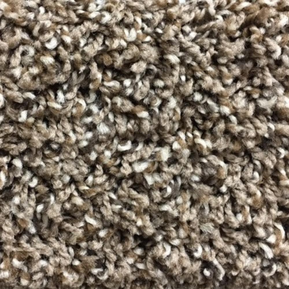 Carpet Sample - Hurried - Color Titan Twist 8 in. x 8 in.