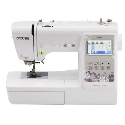 Brother-2-in-1 103-Stitch Embroidery Machine with Sew Smart Color Touch LCD Screen