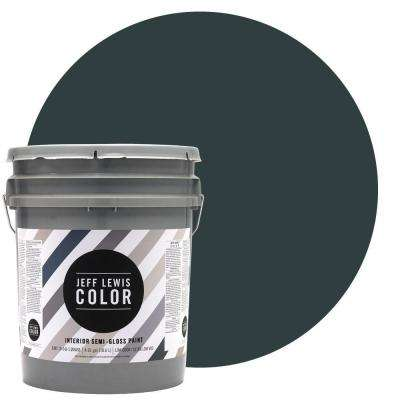 5-gal. #JLC314 Atlantic Semi-Gloss Ultra-Low VOC Interior Paint
