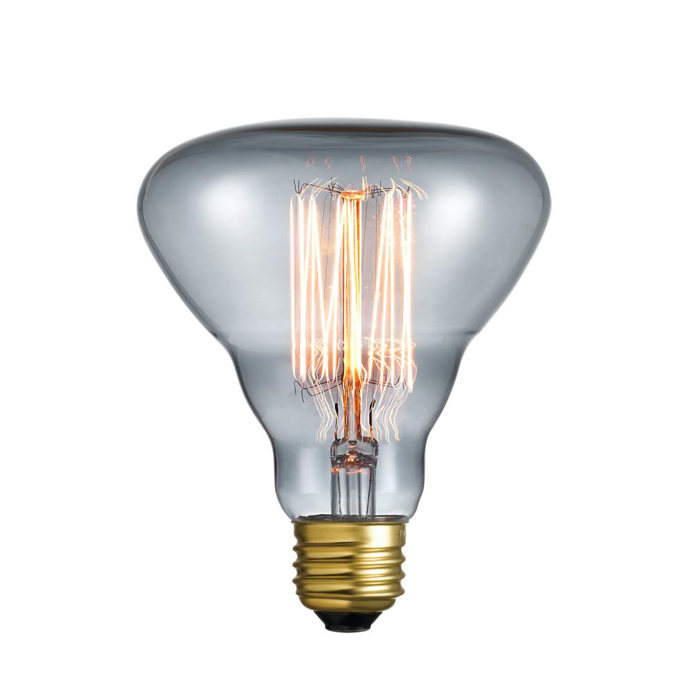 Work Light Bulbs: 150-Watt A21 Incandescent Silicone-Coated Rough Service