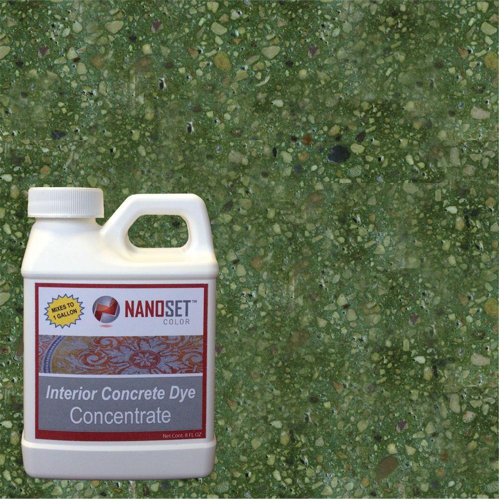 32-oz. Jade Interior Concrete Dye Stain Concentrate
