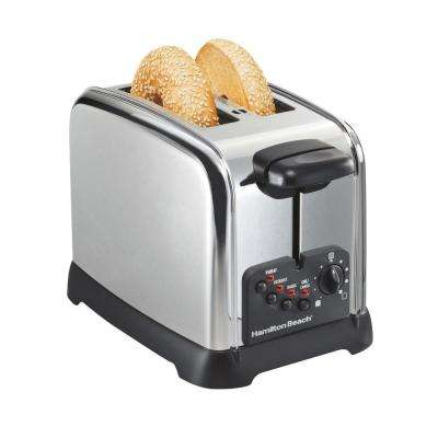 2-Slice Chrome Toaster