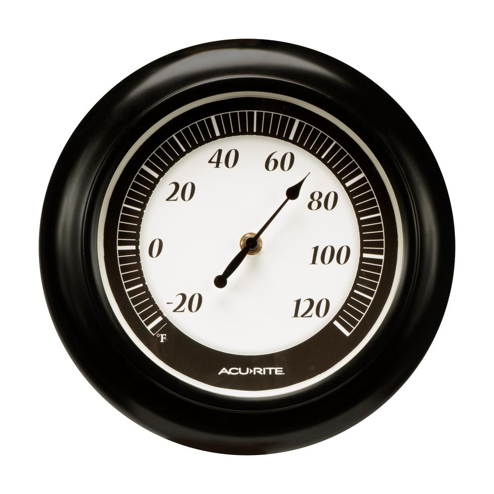 Thermometer Black