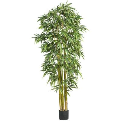 7 ft. Large Bamboo Silk Tree
