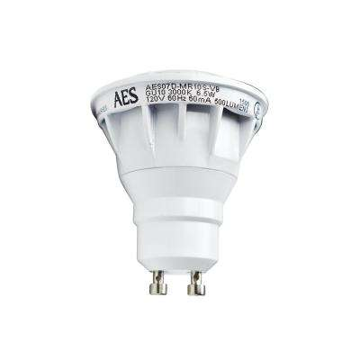 50W Equivalent Warm White (3000k) MR16 GU5.3 LED Light Bulb (9-Pack)