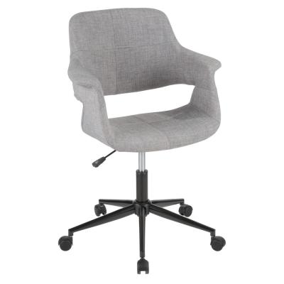 Vintage Flair Grey Office Chair