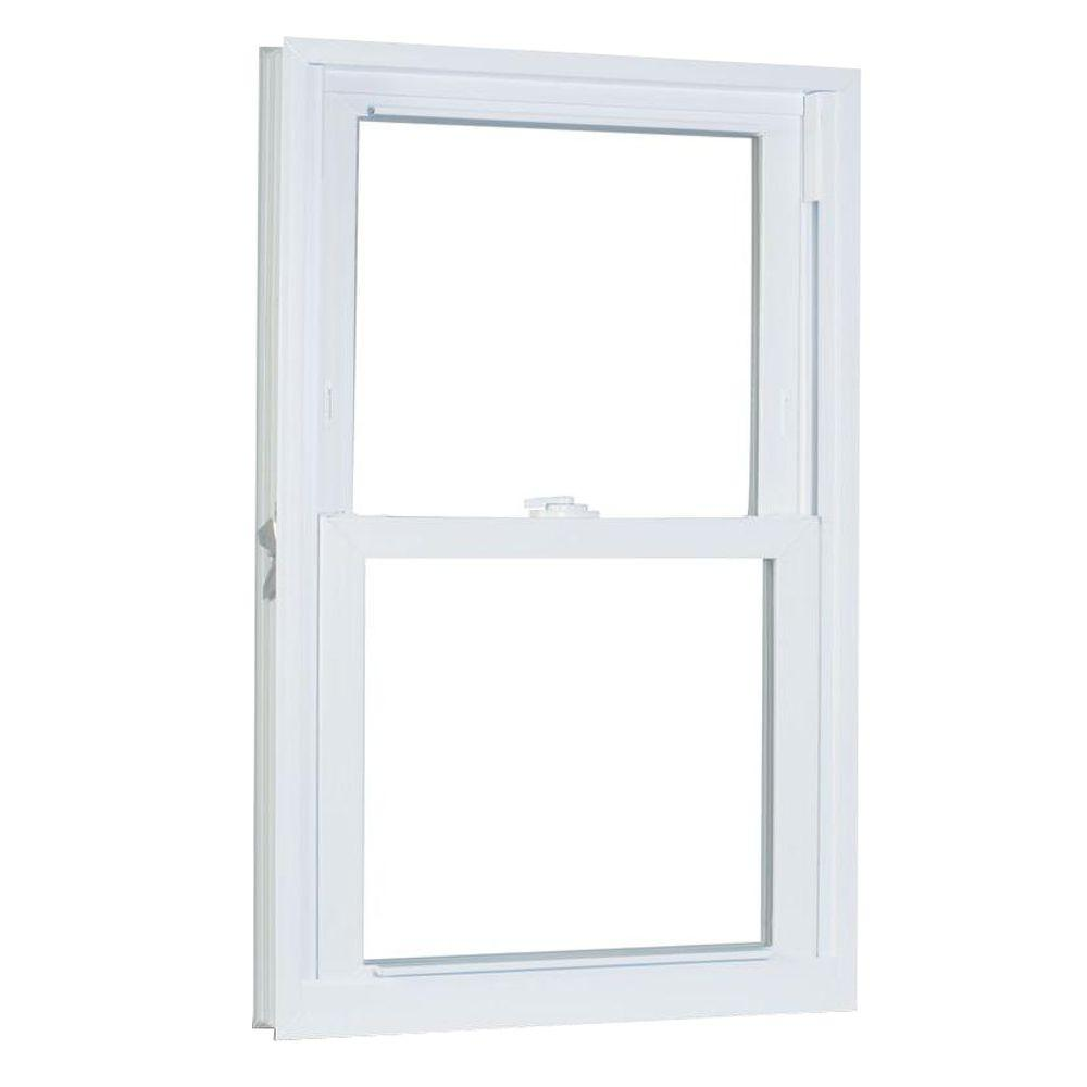 23.75 in. x 35.25 in. 70 Series Double Hung Buck Obscure