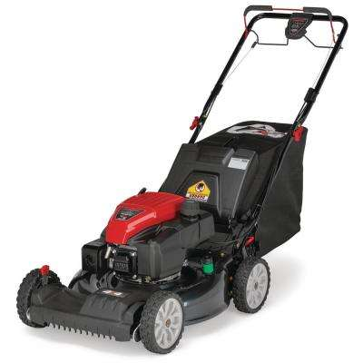 XP 21 in. 159 cc Check-Don't-Change Gas 3-in-1 AWD Walk Behind Self Propelled Lawn Mower with TriAction Cutting System