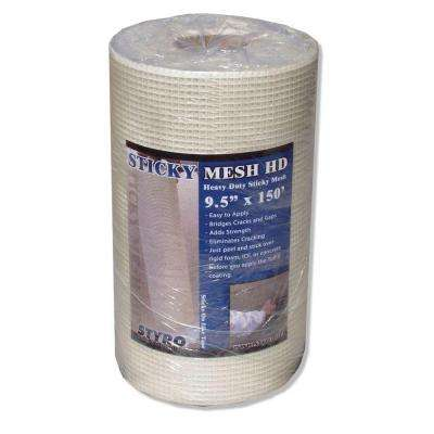 9-1/2 in. x 150 ft. Sticky Mesh Heavy Duty