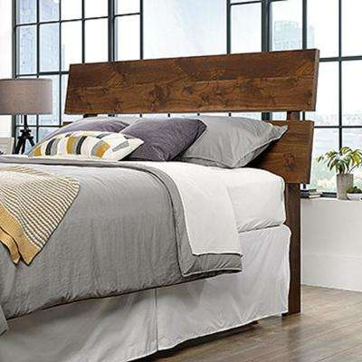 Harvey Park Grand Walnut Full/Queen Size Headboard