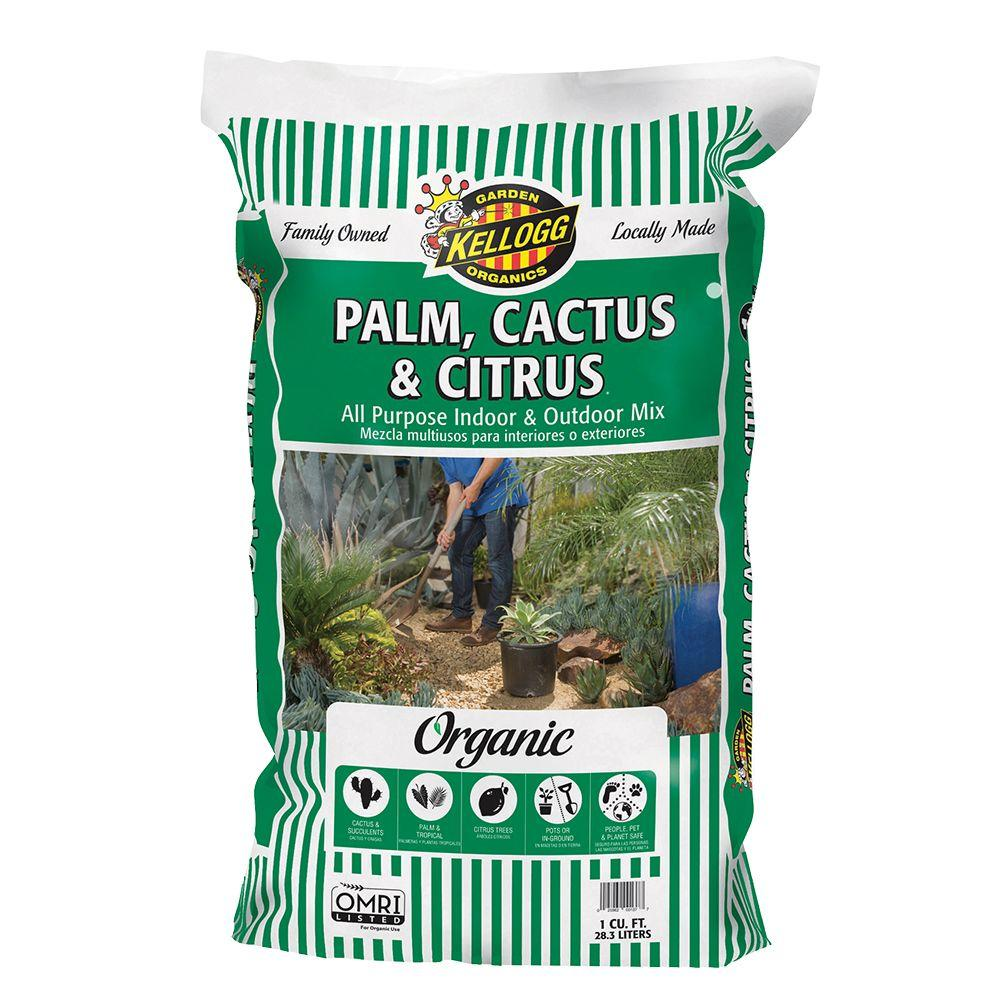 1 cu. ft. Palm, Cactus and Citrus All Purpose Indoor and