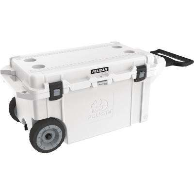 Elite 80 Qt. White Cooler
