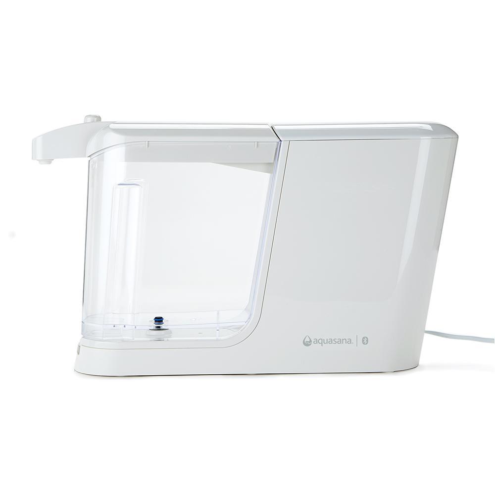 Clean Water Machine Dispenser in White