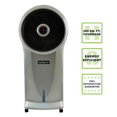 Marvelous 500 CFM 3 Speed Portable Evaporative Cooler ...