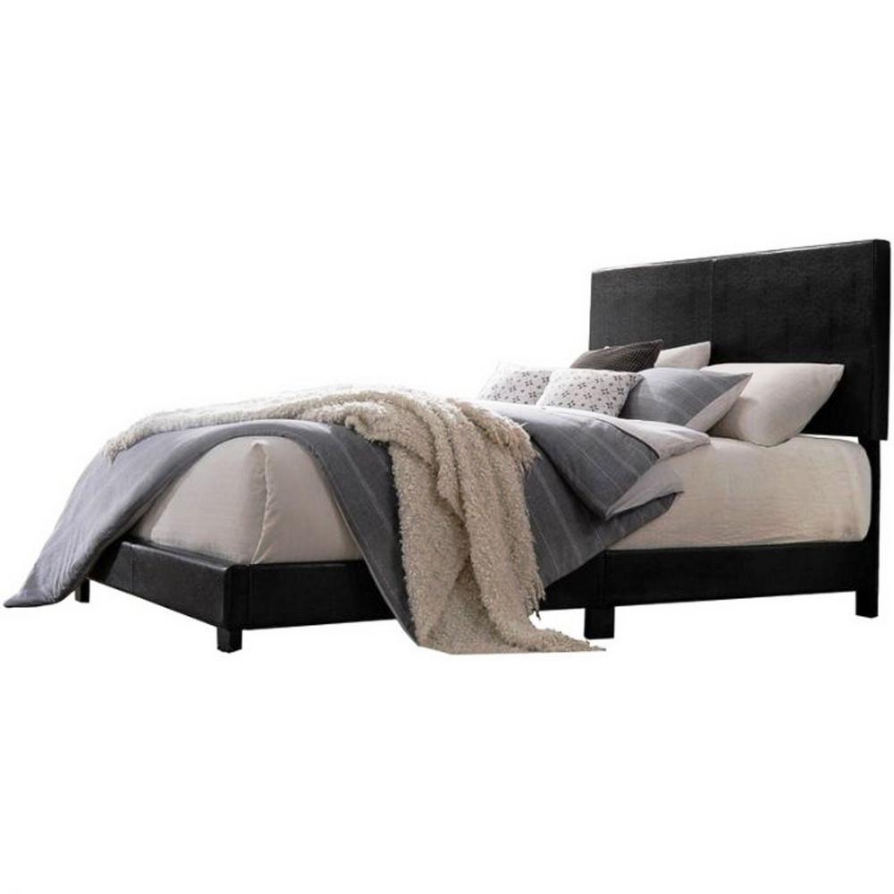 Amelia Twin Espresso Pu Bed