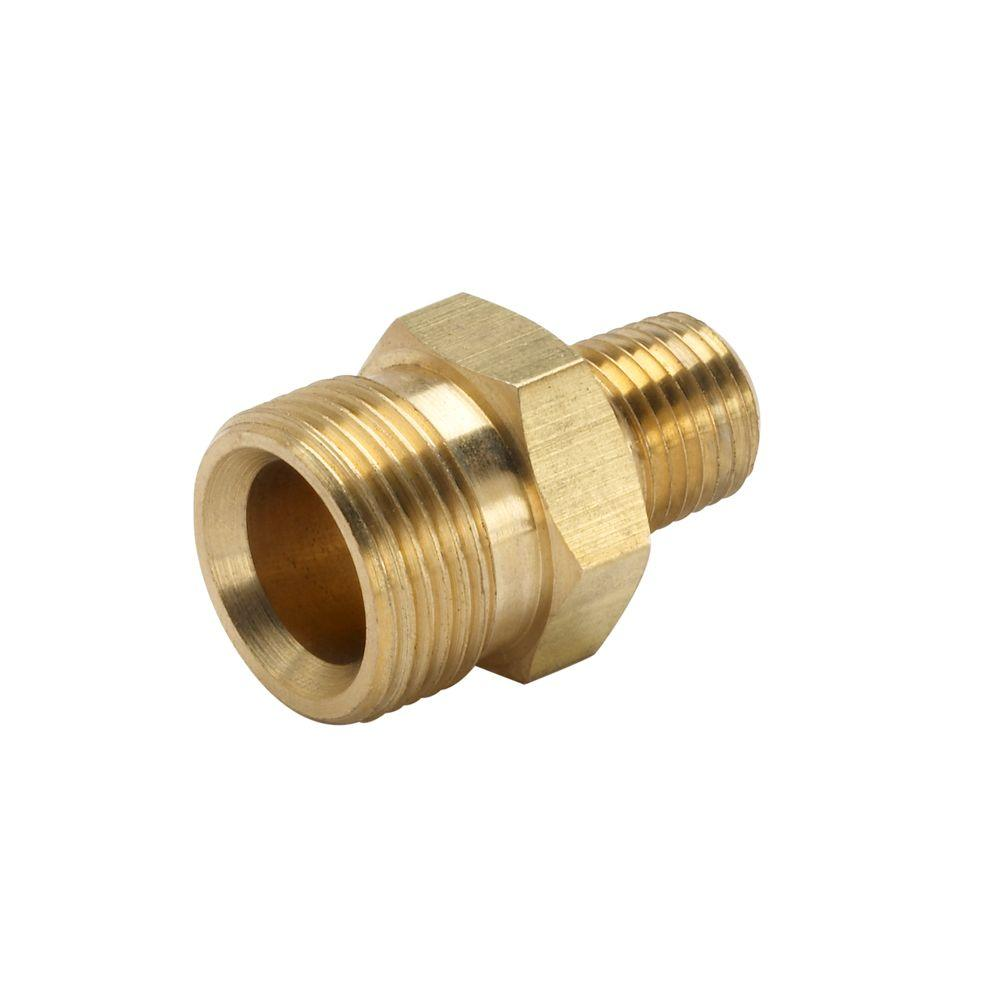 Brass Adapter for Pressure Washer 22mm F to 14mm M Power Washer Accessories