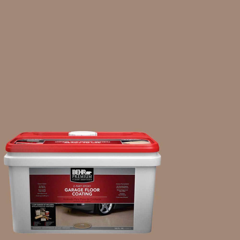 BEHR Premium 1-gal. #PFC-19 Pyramid 2-Part Epoxy Garage Floor Coating Kit