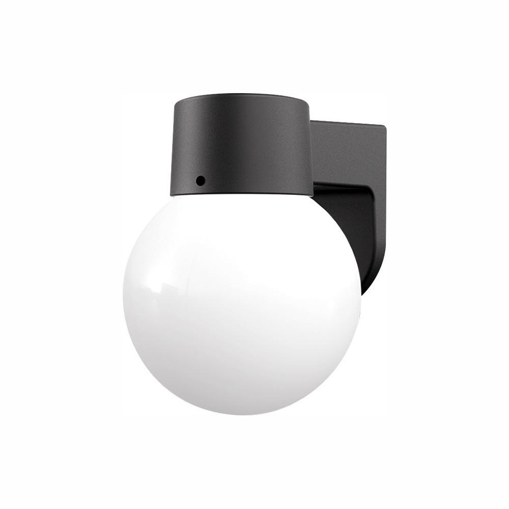 Euri Lighting 1-Light Matte Black Outdoor Wall Mount Lantern Sconce