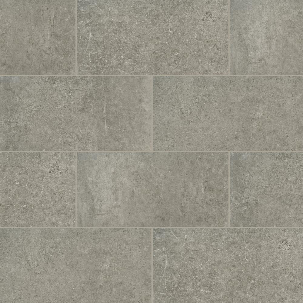 Concerto Grigio 24 in. x 24 in. Polished Porcelain Paver Floor Tile (14-piece/56 sq. ft./pallet)