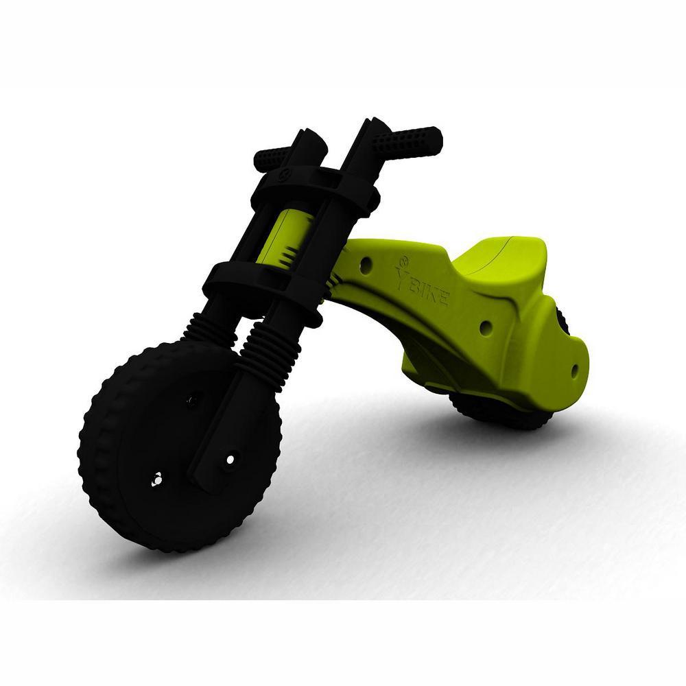 YBike Original Balance Bike Green, Greens