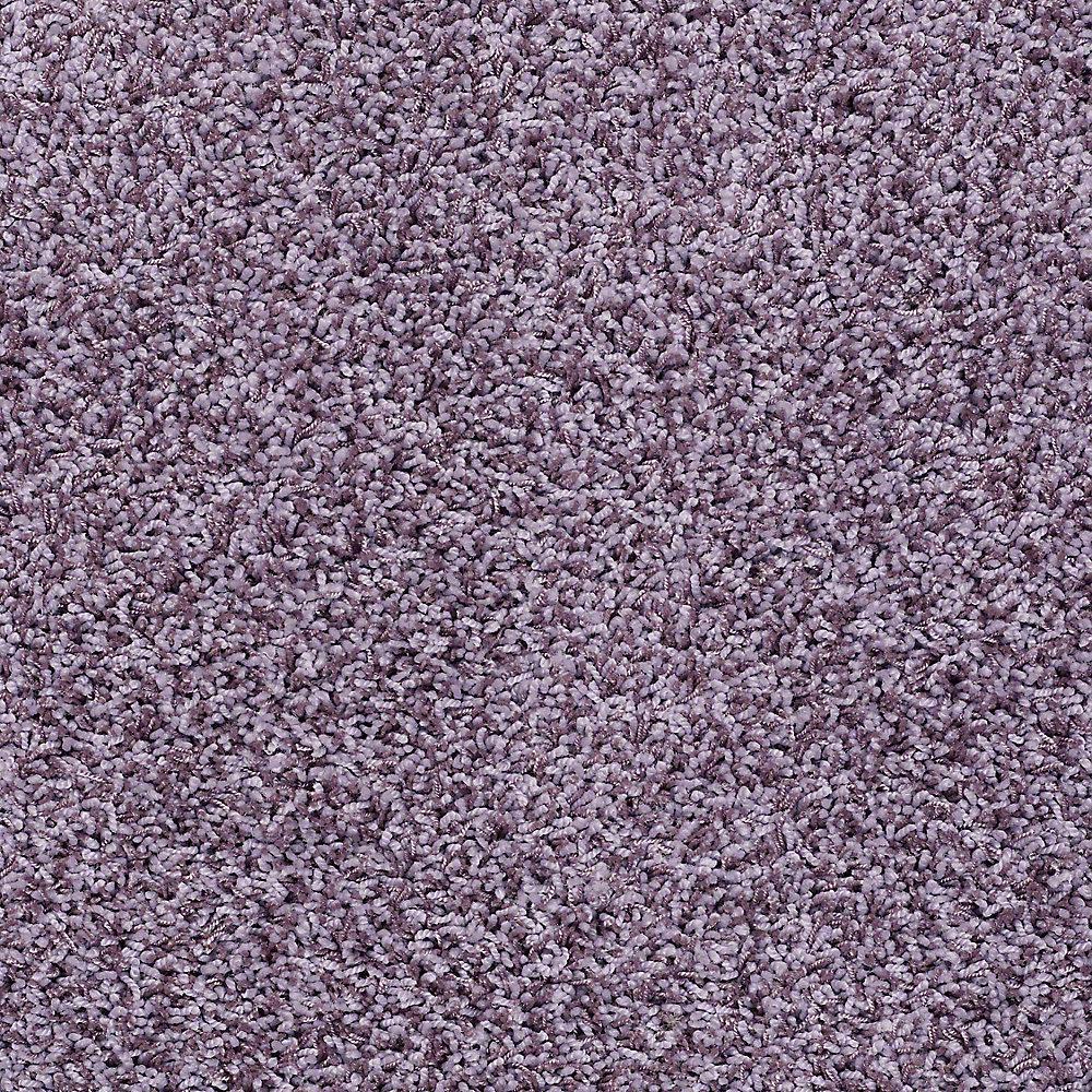 Carpet Sample - Whimsical - In Color Grape Mist Twist 8 in. x 8 in.
