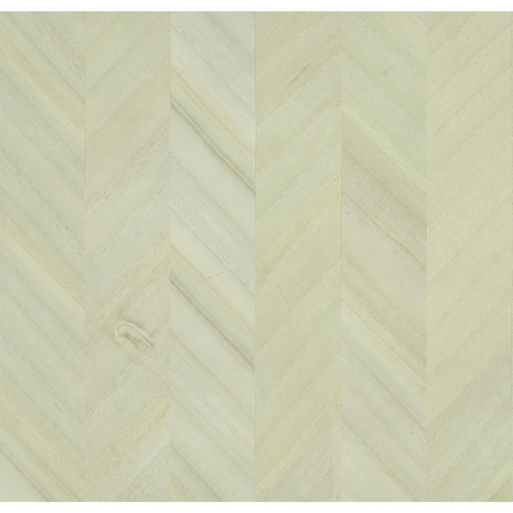Ronald Redding Designs Stripes Resource Wood Veneer Wallpaper
