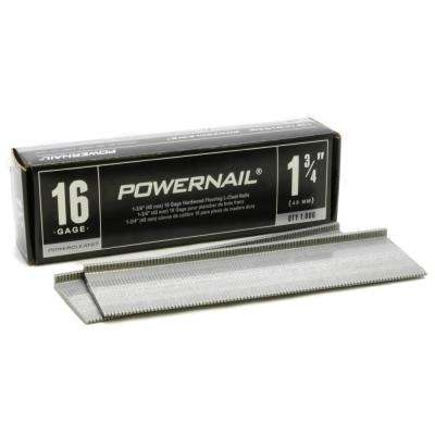 1-3/4 in. x 16-Gauge Powercleats Hardwood Flooring Nails (1000-Pack)